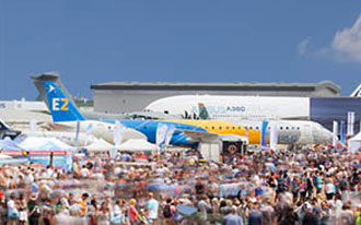 International Paris Air Show June 2019